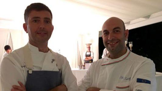 Pietro D'Agostino e Seby Sorbello