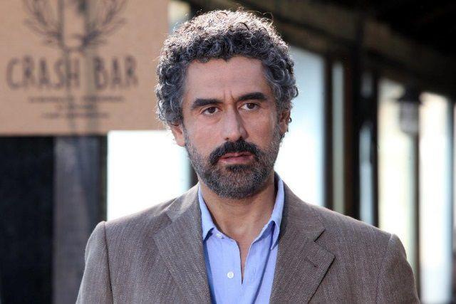 L'attore David Coco