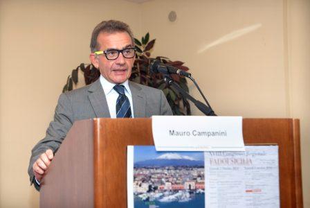 Il Presidente nazionale di Fadoi Sicilia Mauro Campanini