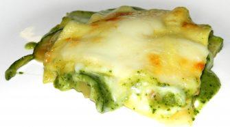 lasagne vegan di zucchine