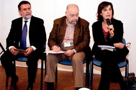 Expandere 2016. I relatori del convegno sul no profit. Foto B. Bonaccorsi