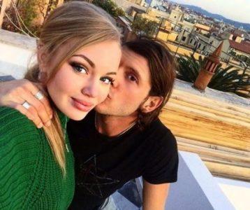 Aldo Montano e Olga Plachina