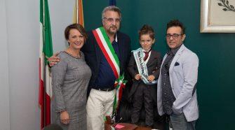 È pedarese mister Baby Belebung d'Italia