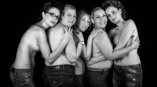 fotoreportage tumore al seno
