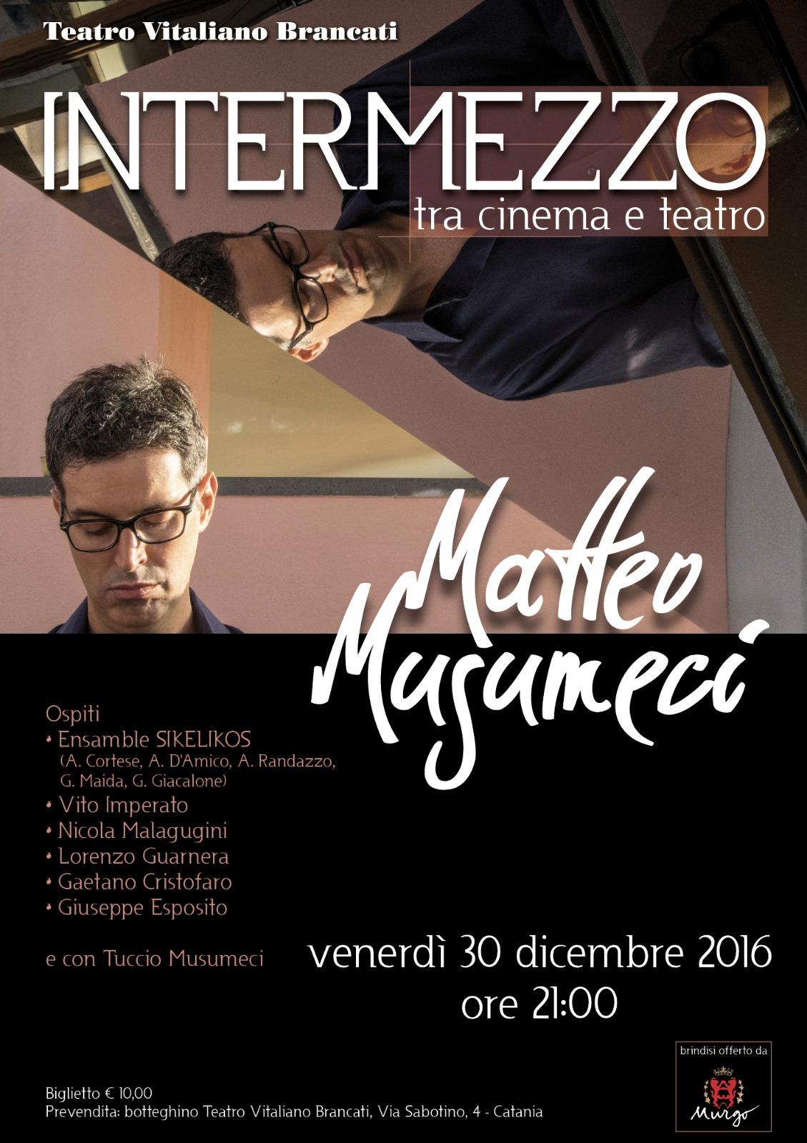 Matteo Musumeci Intermezzo
