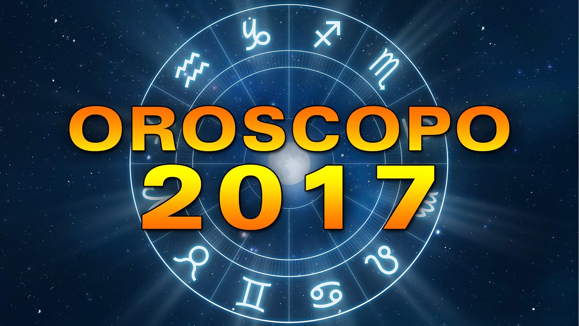 l'anno che sta arrivando. previsioni astrologiche 2017
