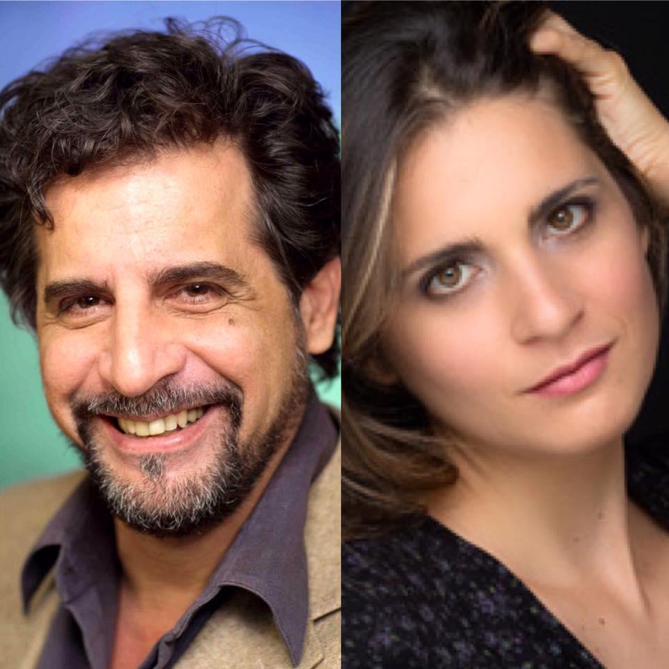 Edoardo Siravo e Silvia Siravo