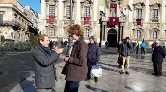 Catania protagonista di Sereno Variabile di Osvaldo Bevilacqua su Rai2