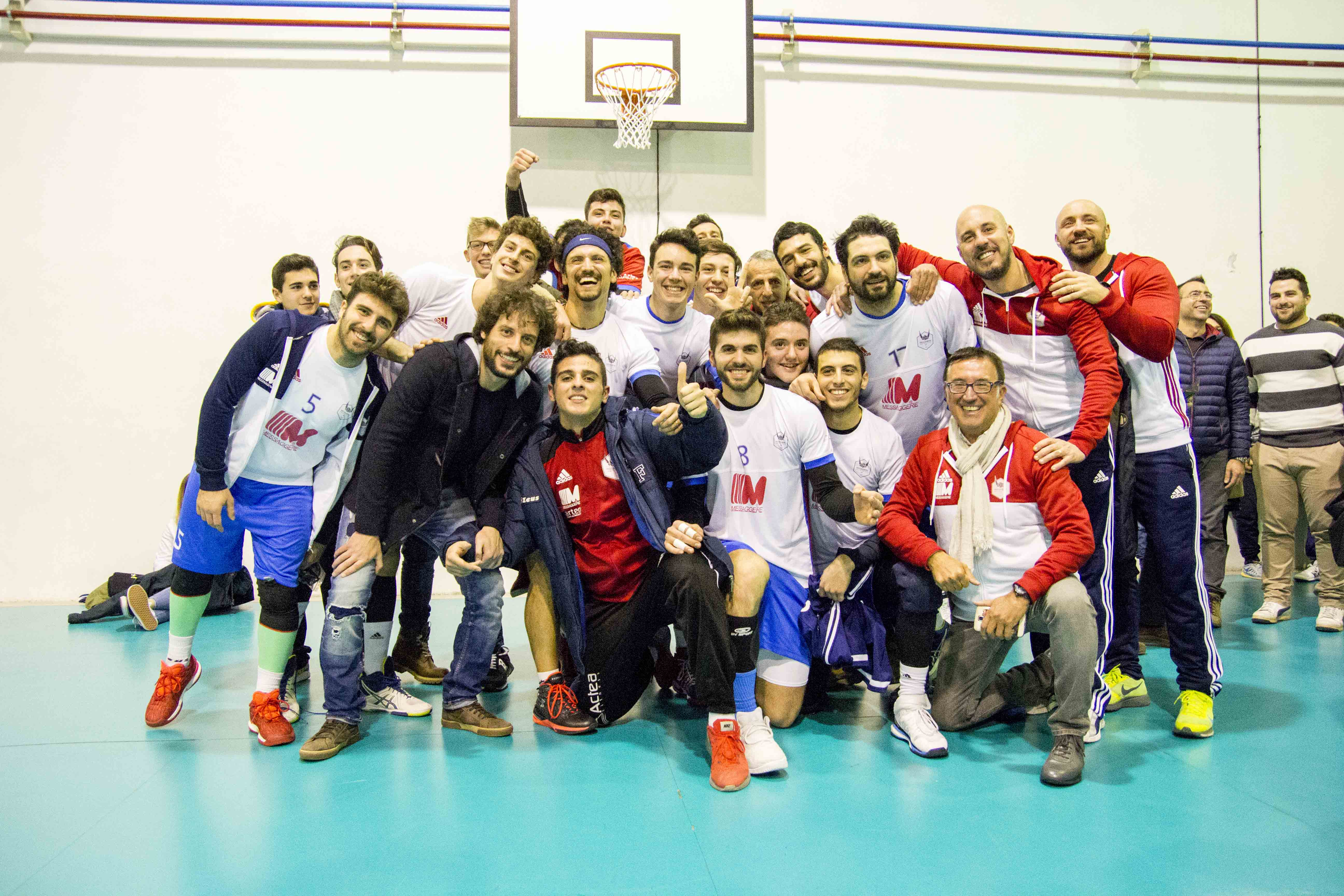 Messaggerie Volley