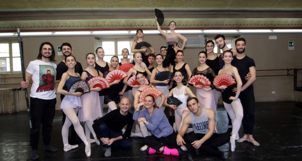 compagnia Bellini Junior Ballet di giusi vittorino