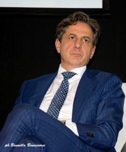 Il presidente di CdO Sicilia Orientale Salvatore Abate (ph Brunella Bonaccorsi)