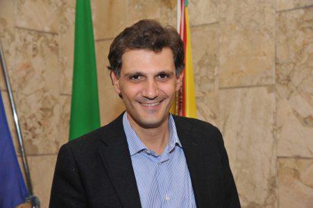 L'assessore regionale Anthony Barbagallo presenta Anfiteatro Sicilia