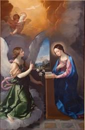 L'Annunciazione di Guido Reni