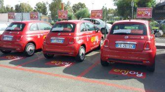 car sharing Enjoy