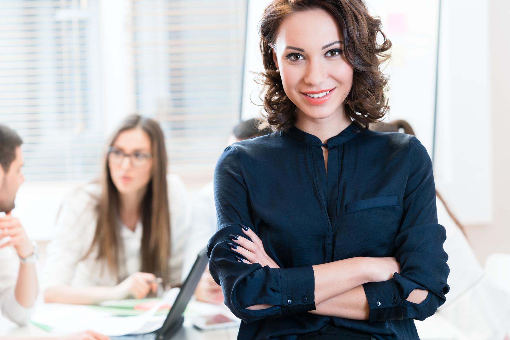 Donne e imprenditoria, 3 su 4 manager sono ancora uomini