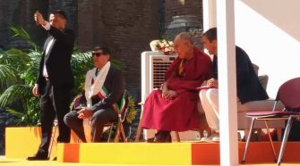 dalai lama in sicilia