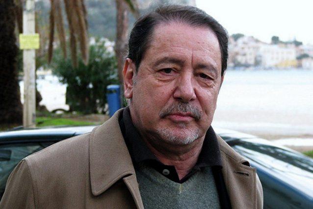 L'attore Gigi Burruano