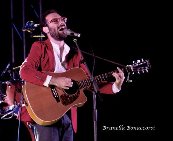Mario Incudine. Foto Brunella Bonaccorsi