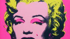 Marilyn Monroe 1967 Serigrafia su carta Firmata e datata 1967, numerata a retro con timbro 91,4x91,4 cm. Collezione Rosini Gutman