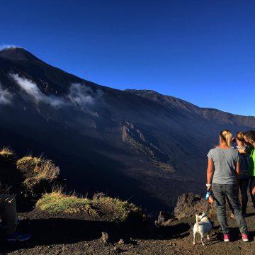 Valle del Bove Etna (foto di Alessandro Caristia)
