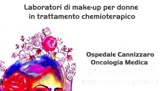 laboratori di make-up per donne in chemioterapia