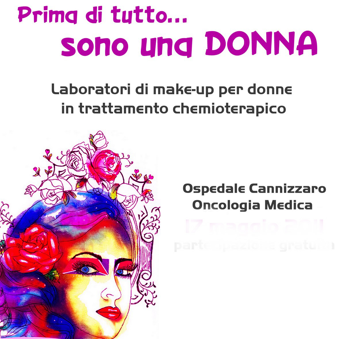 laboratori di make-up per donne in chemioterapia