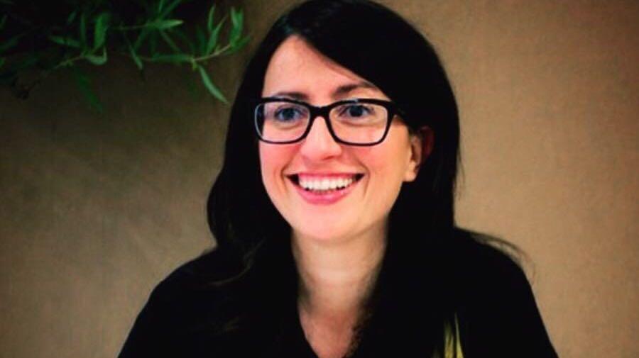 Cristina Scuderi, direttore CdO Sicilia Orientale (foto di Brunella Bonaccorsi)