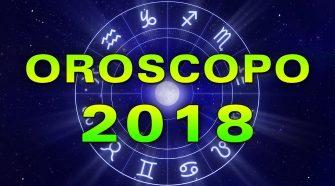 previsioni astrologiche 2018