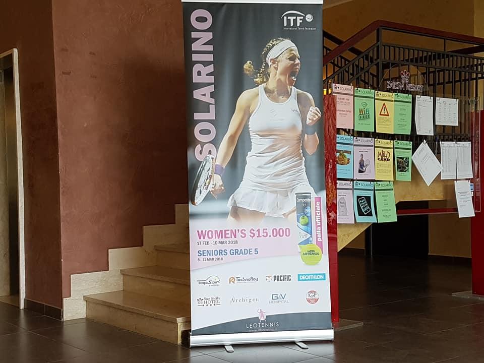 tennis femminile