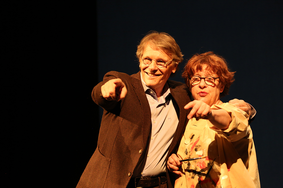 Daniel Pennac e Florence Cestac