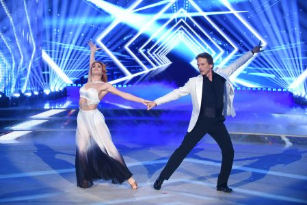 ballando con le stelle Cesare Bocci