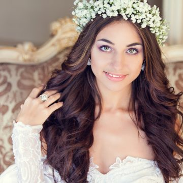 Acconciatura da sposa