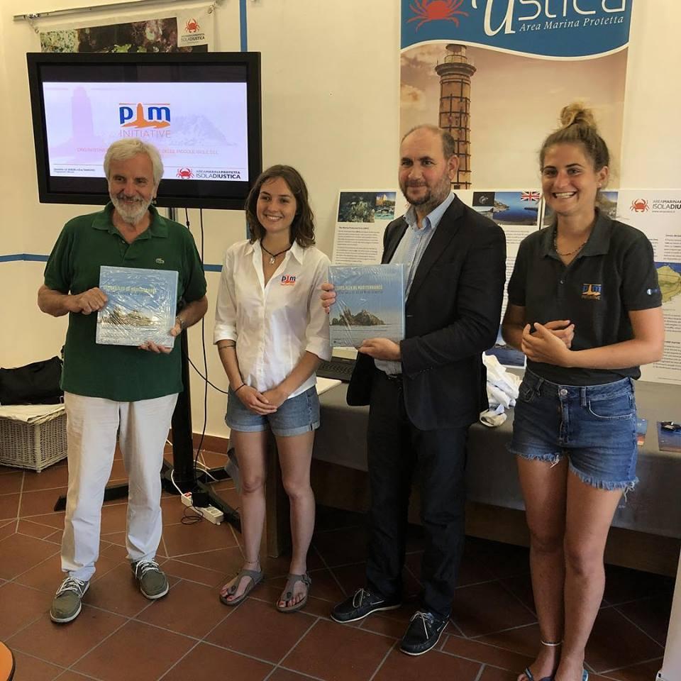 Ustica, presentata l'Associazione PIM-Piccole Isole del Mediterraneo