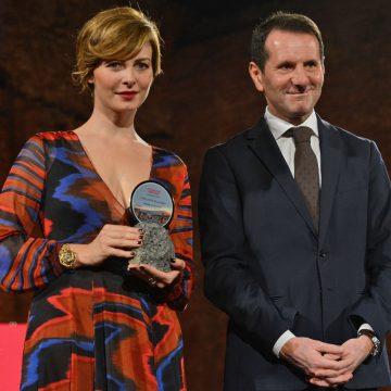 Taomoda 2018 premia Violante Placido e Alessio Boni