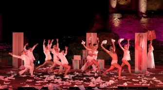compagnia di danza Sbam