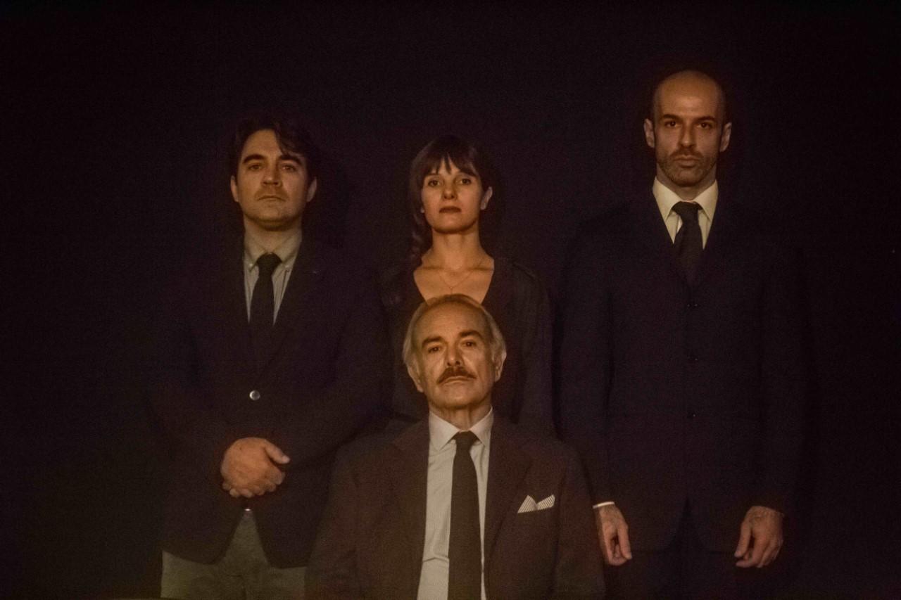 LA CENA al Piccolo teatro di Catania