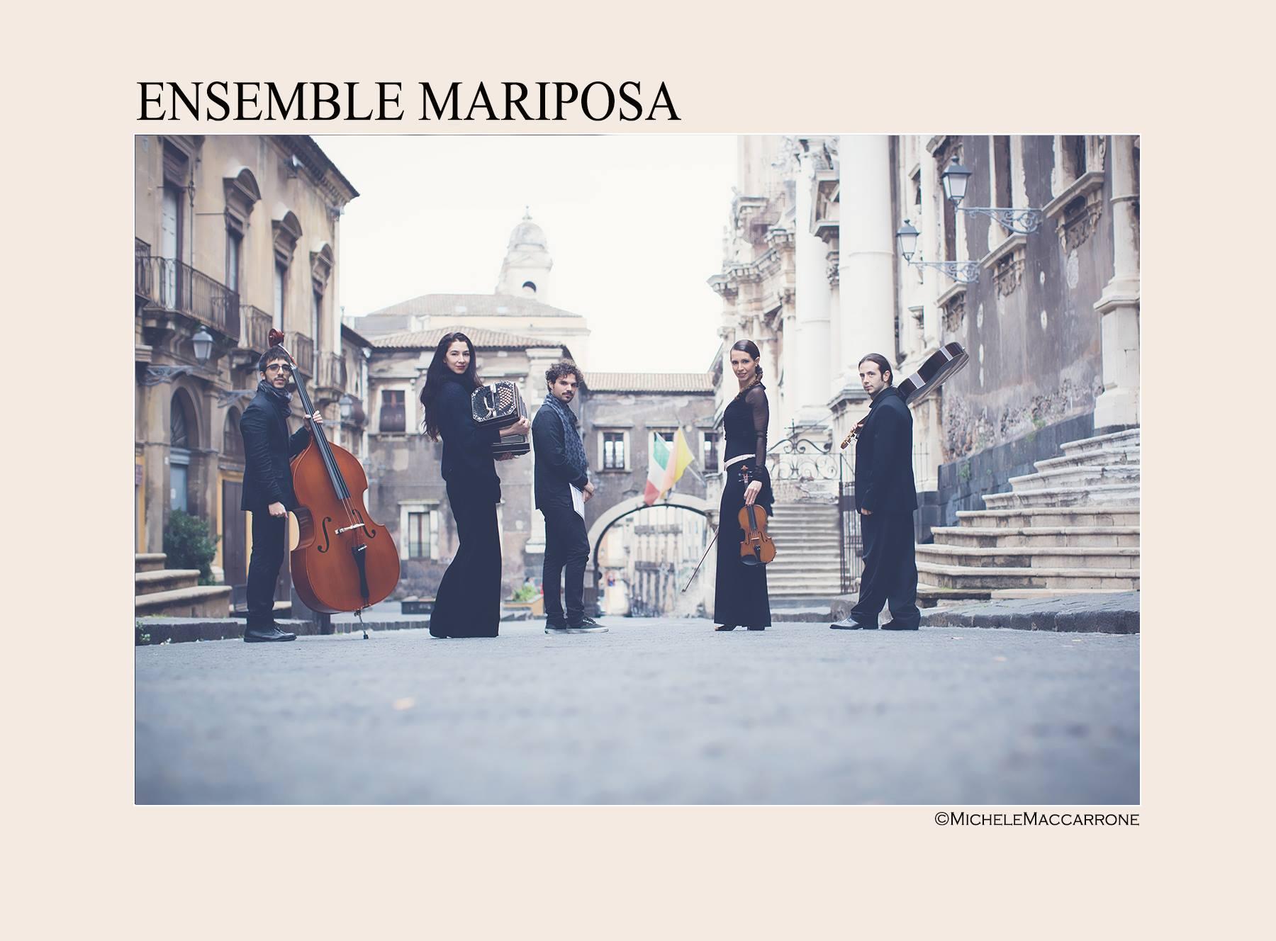Ensemble Mariposa