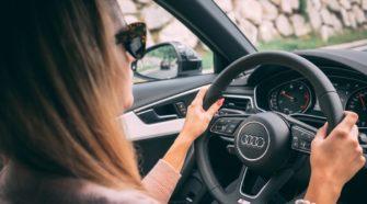 Donne alla guida