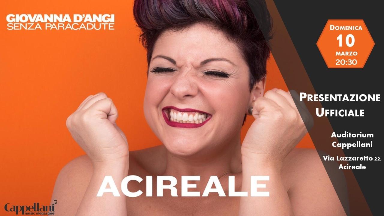 Giovanna D'Angi