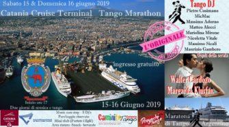Catania Cruise Terminal Tango Marathon
