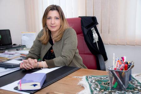 avvocato Lucia Tuccitto (foto di Brunella Bonaccorsi)