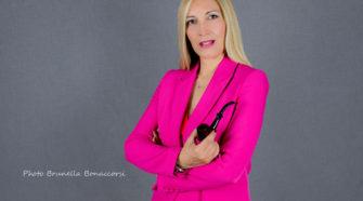 Agnese Virgillito. Foto Brunella Bonaccorsi