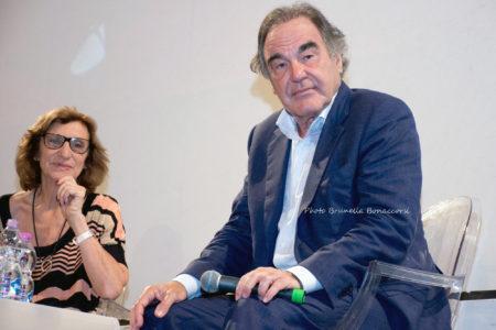 Oliver Stone foto di Brunella Bonaccorsi