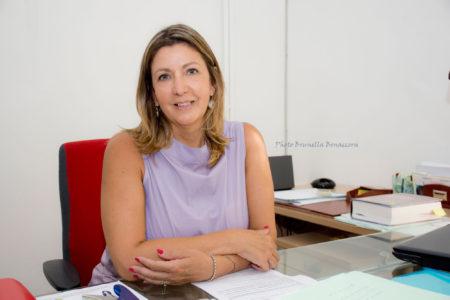 L'avvocato Lucia Tuccitto. Foto Brunella Bonaccorsi