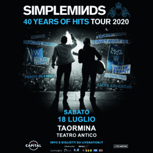 Simple Minds 40_1x1 tao