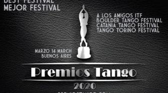 Premios Tango