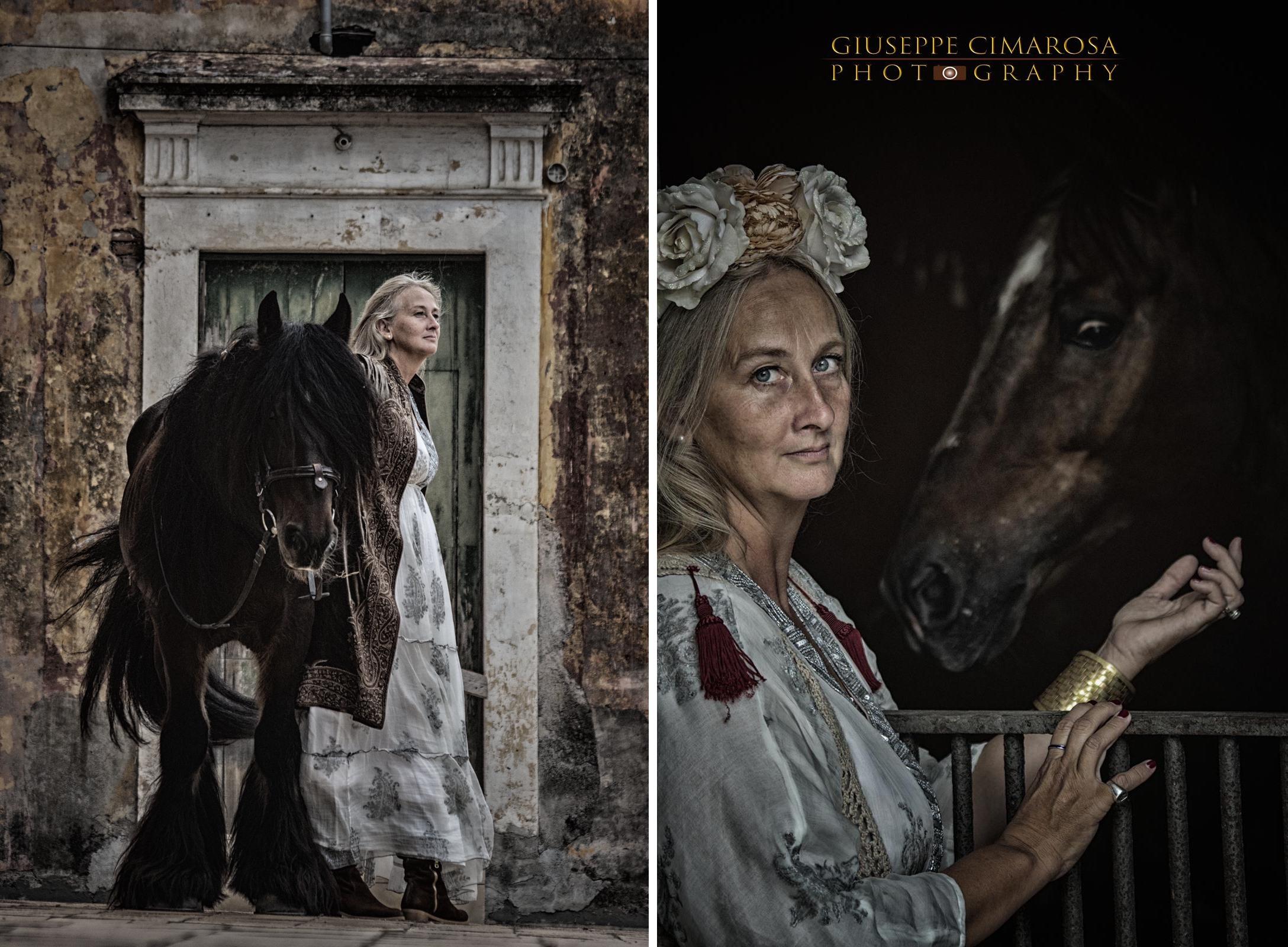 Chiara Modica Donà Dalle Rose. Foto Giuseppe Cimarosa