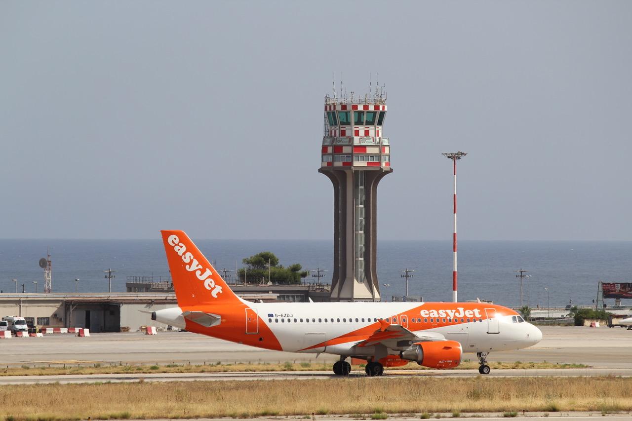 aeroporto Falcone-Borsellino easyjet