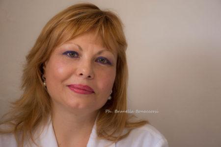 Nella foto la dottoressa Maria Di Mauro, Naturopata. Foto Brunella Bonaccorsi