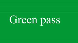 ADM green pass